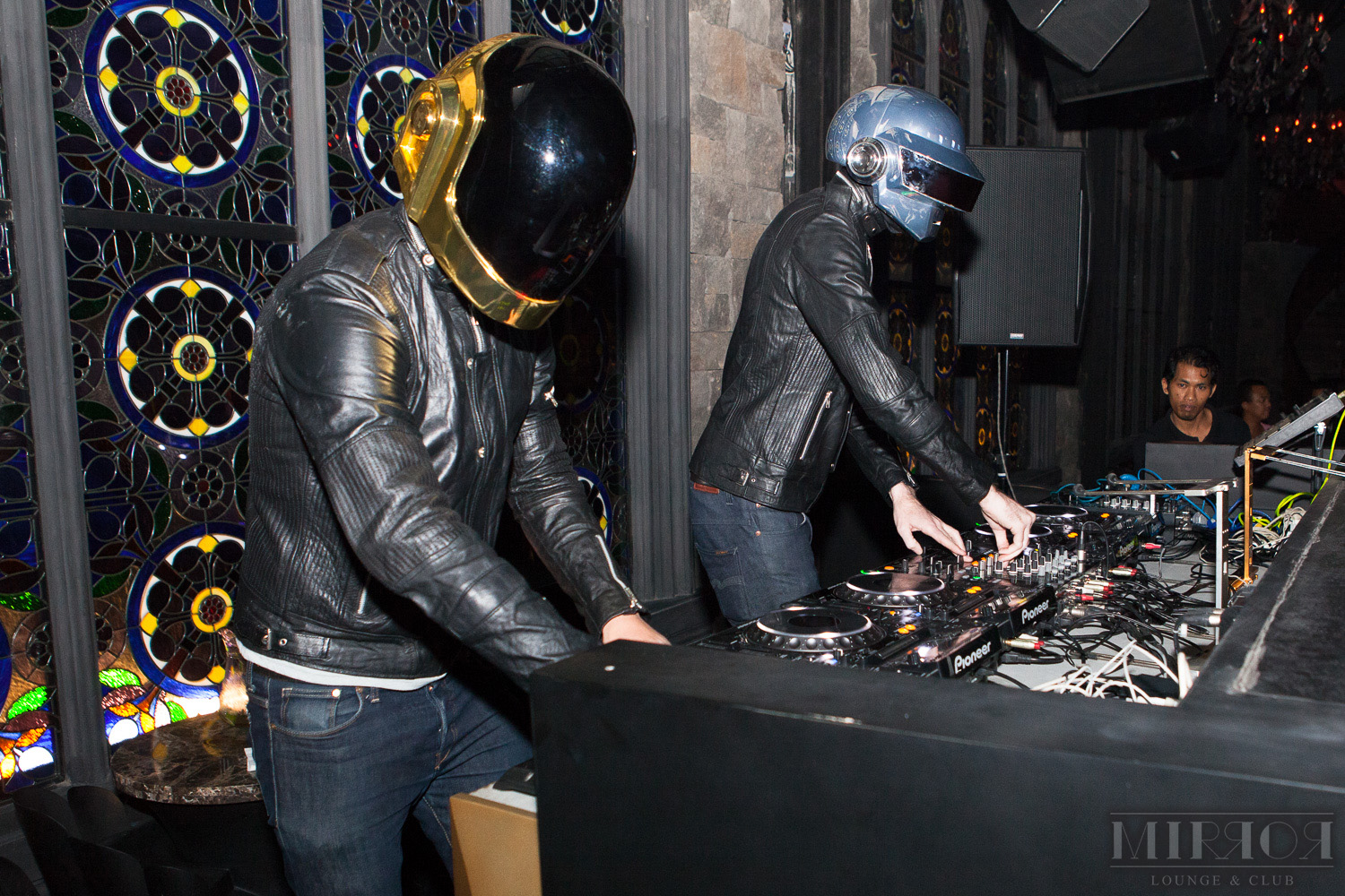 036_Daft Punk Tribute @Mirror 2014-12-04
