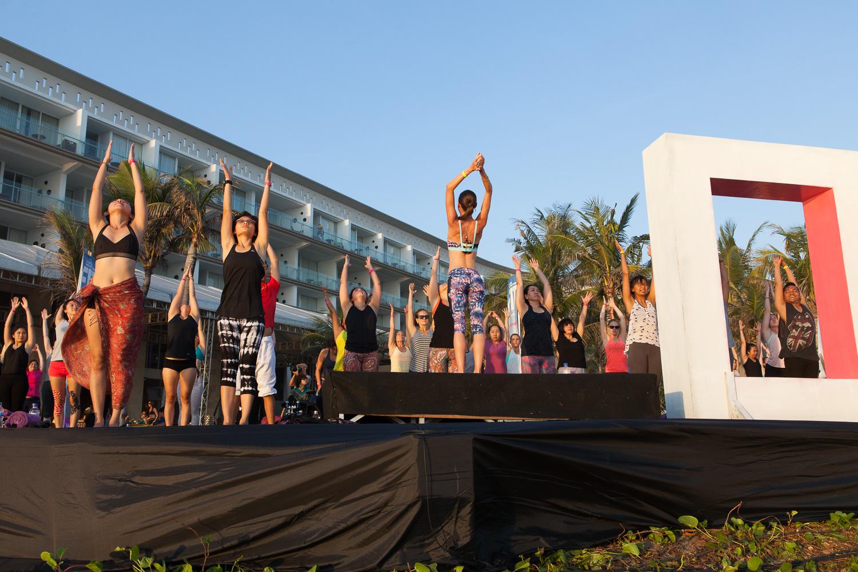 15_Yoga Event @W Hotel Bali 2014-09-13