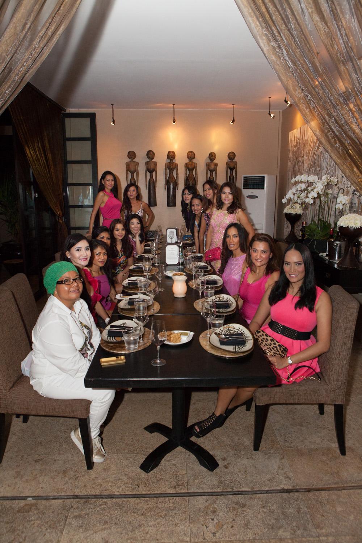 16_Birthday Dinner @Sarong 2015-09-26