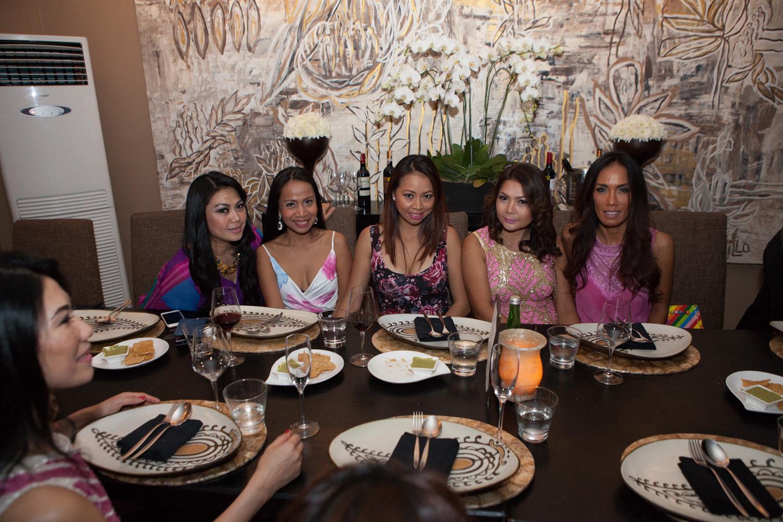 17_Birthday Dinner @Sarong 2015-09-26