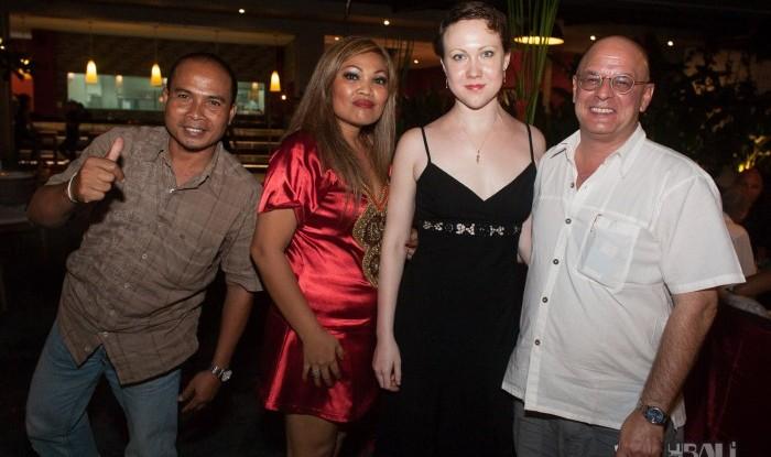 Siti's Birthday at Vivai 2011-12-08_15