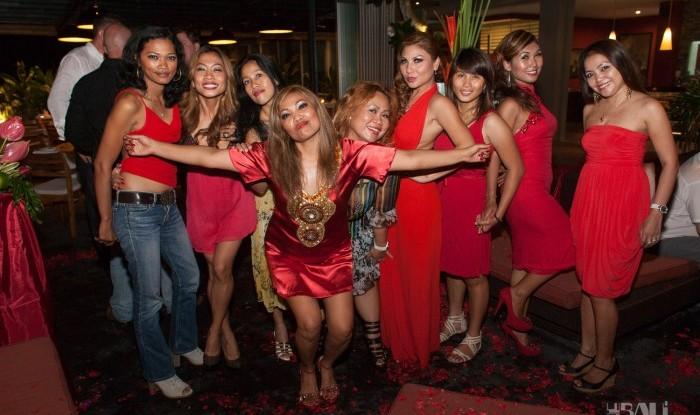 Siti's Birthday at Vivai 2011-12-08_22