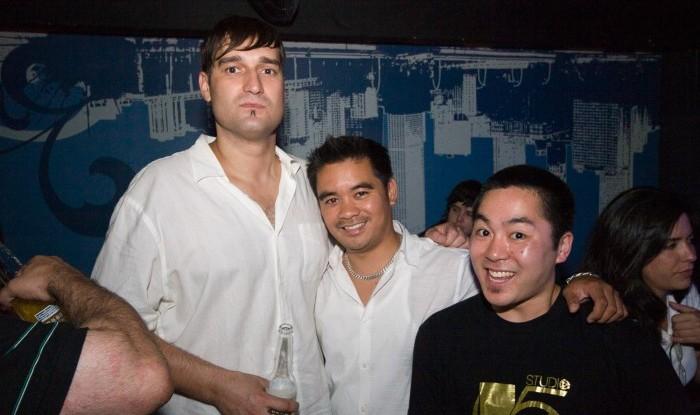 JUSTIN LONG & LUIS BARO @ SmartBar July 19, 2008_76