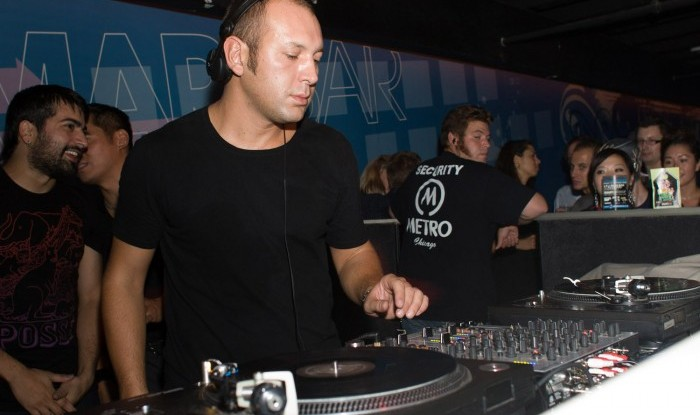 Marco Carola @ SmartBar 2008-09-14