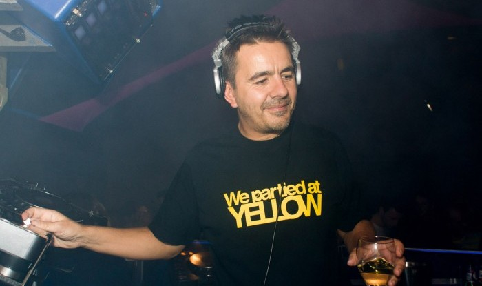 Laurent Garnier @ The End London 2008-10-26