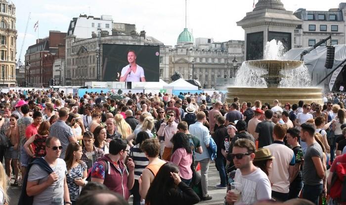 London Pride Festival 2013-06-29