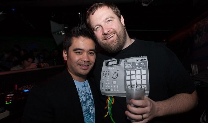 Claude VonStroke @SmartBar 2009-03-09_10