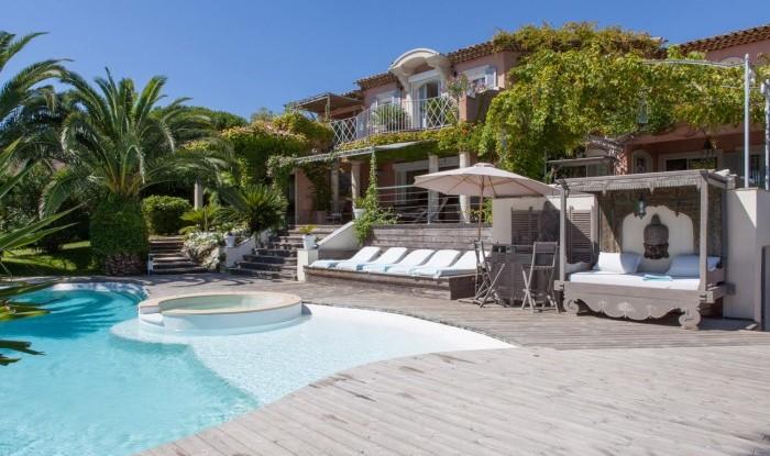 Villa Cocoa in Saint Tropez