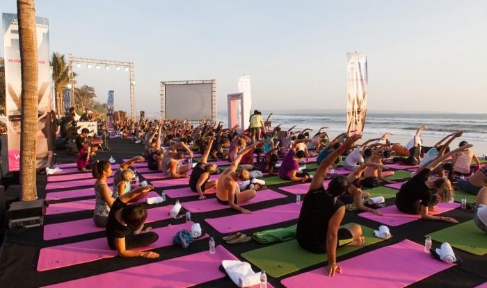 Yoga Event @W Hotel Bali 2014-09-13