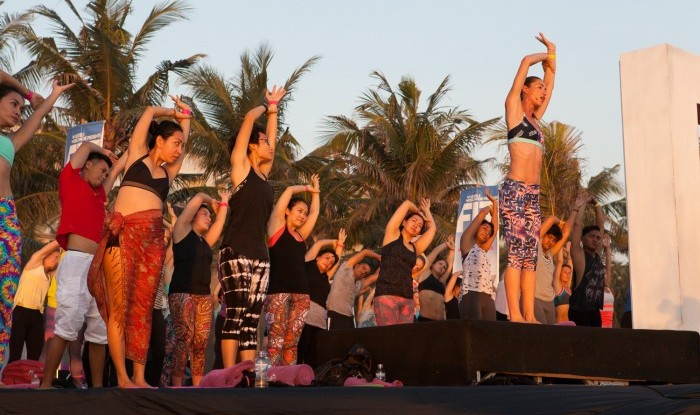 24_Yoga Event @W Hotel Bali 2014-09-13