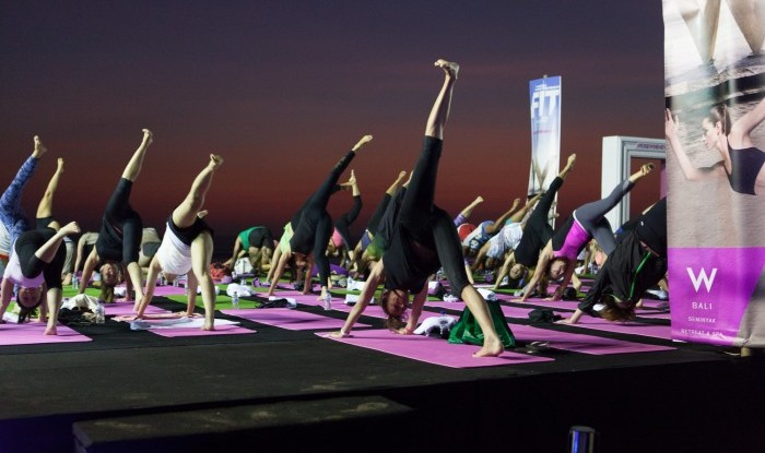 58_Yoga Event @W Hotel Bali 2014-09-13