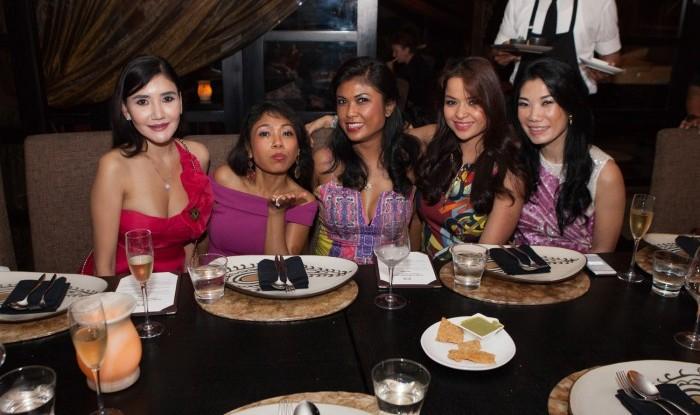 20_Birthday Dinner @Sarong 2015-09-26
