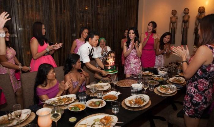 51_Birthday Dinner @Sarong 2015-09-26