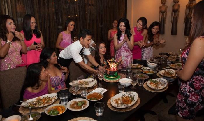 53_Birthday Dinner @Sarong 2015-09-26