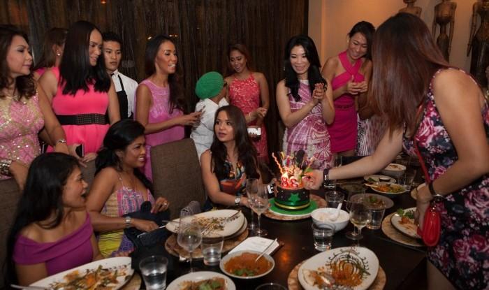 55_Birthday Dinner @Sarong 2015-09-26