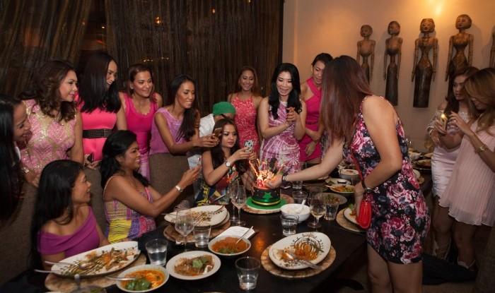 56_Birthday Dinner @Sarong 2015-09-26