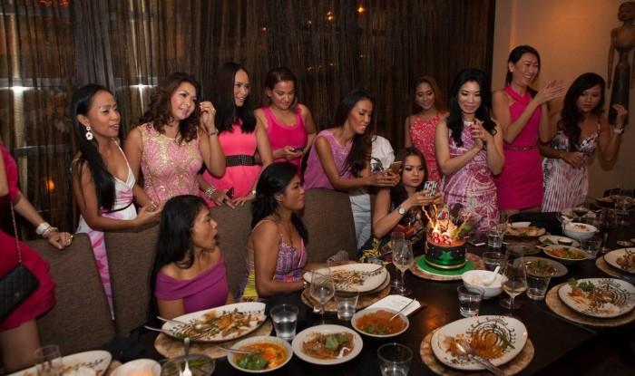 58_Birthday Dinner @Sarong 2015-09-26