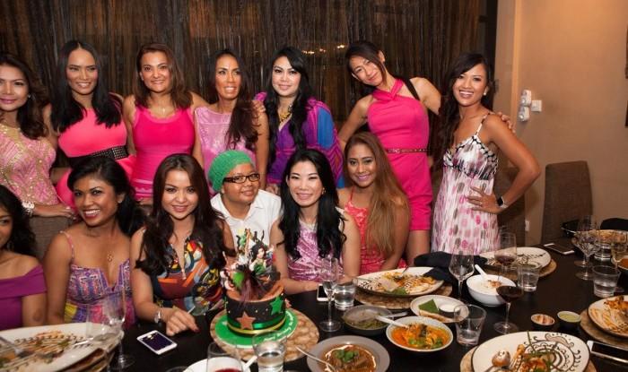 66_Birthday Dinner @Sarong 2015-09-26
