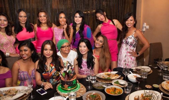 67_Birthday Dinner @Sarong 2015-09-26