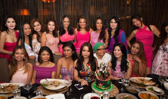68_Birthday Dinner @Sarong 2015-09-26