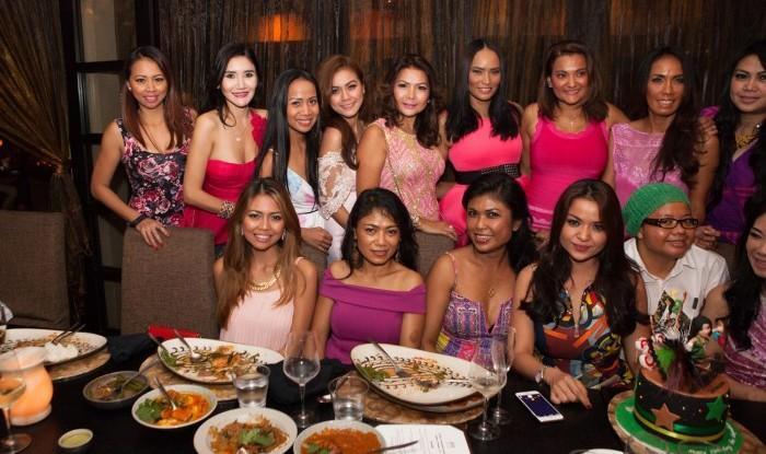 69_Birthday Dinner @Sarong 2015-09-26