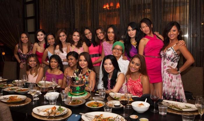 71_Birthday Dinner @Sarong 2015-09-26