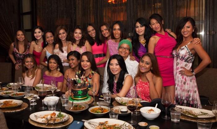 73_Birthday Dinner @Sarong 2015-09-26